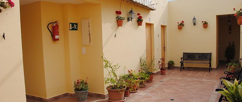 Hostal El Chiclanero, Alojamientos en Roche