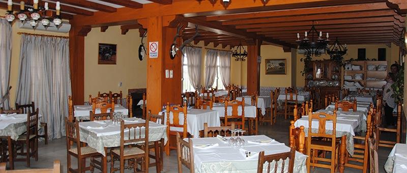 Venta El Chiclanero, tu restaurante en Roche